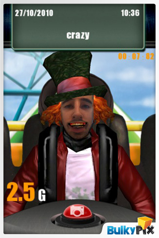 Screenshot 9G Effects: Rollercoaster