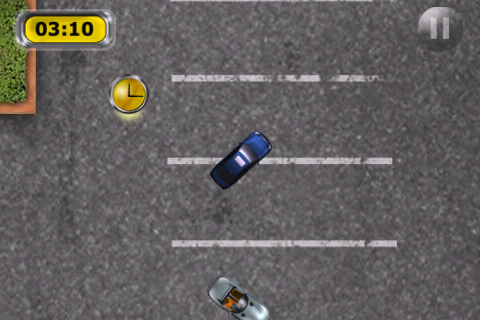 Screenshot Dodgem cars