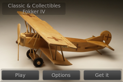 Screenshot Collectibles Fokker